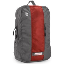 Timbuk2 Chug Laptop Backpack in Gunmetal/Rev Red - Closeouts