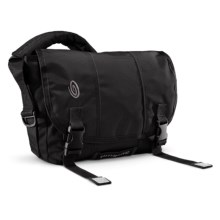 Timbuk2 Classic Messenger Bag - Extra Small, Ballistic Nylon in Black/Black/Black - Closeouts