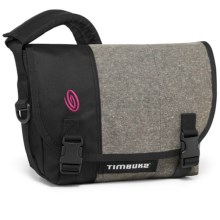 Timbuk2 Classic Messenger Bag - Extra Small in Black/Confetti/Confetti - Closeouts