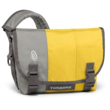 Timbuk2 Classic Messenger Bag - Extra Small in Cement/Reso Yellow/Reso Yellow - Closeouts