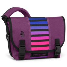 Timbuk2 Classic Messenger Bag - Extra Small in Village Violet/Sunset/Village Violet - Closeouts