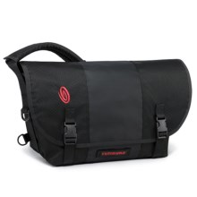 Timbuk2 Classic Messenger Bag - Medium in Black Hex Ripstop/Black Farp/Black Hex Ripstop - Closeouts