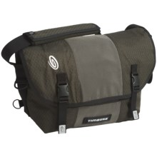 Timbuk2 Classic Messenger Bag - Medium in Carbon/Carbon Grey/Carbon - Closeouts