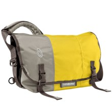 Timbuk2 Classic Messenger Bag - Medium in Cement/Reso Yellow/Reso Yellow - Closeouts