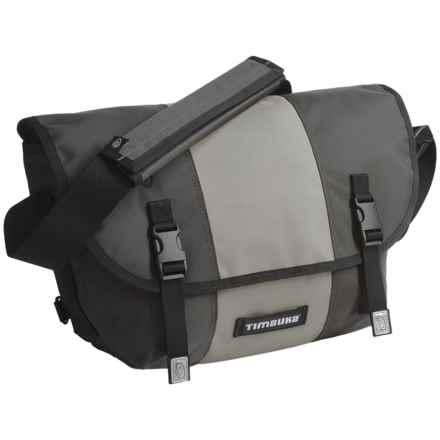 Timbuk2 Classic Messenger Bag - Medium in Crbon Grey/Cement/Carbon Grey - Closeouts