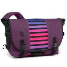 Timbuk2 Classic Messenger Bag - Medium in Village Violet/Sunset/Village Violet - Closeouts