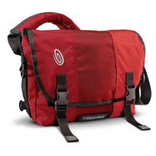 Timbuk2 Classic Messenger Bag - Small, Ballistic Nylon in Rev Red/Rev Red/Bixi Red - Closeouts