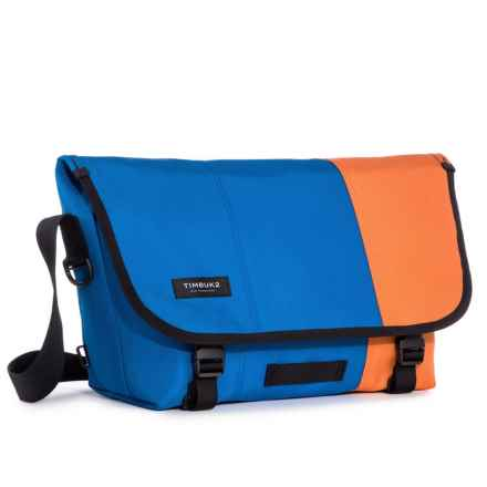 Timbuk2 Classic Messenger Dip Bag - Medium in Pacific Dip - Closeouts