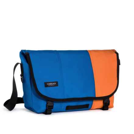 Timbuk2 Classic Messenger Dip Bag - Small in Pacific Dip - Closeouts