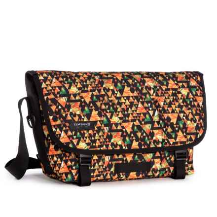 Timbuk2 Classic Print Messenger Bag - Medium in Tech Triangle - Closeouts