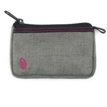 Timbuk2 Clear Toiletry Pouch - Small in Carbon Full-Cycle Twill - Closeouts
