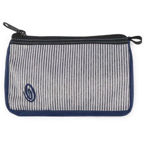 Timbuk2 Clear Toiletry Pouch - Small in Train Conductor
