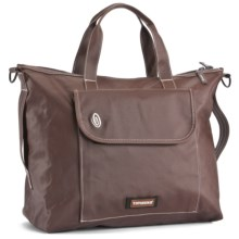 Timbuk2 Clipper Tote Bag - Medium in Mahogany Brown/Tusk Grey - Closeouts