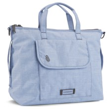 Timbuk2 Clipper Tote Bag - Medium in Quartz Blue/Gunmetal - Closeouts