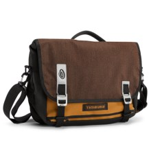 Timbuk2 Command Messenger Bag - Small in Peanut/Black/Dark Brown - Closeouts