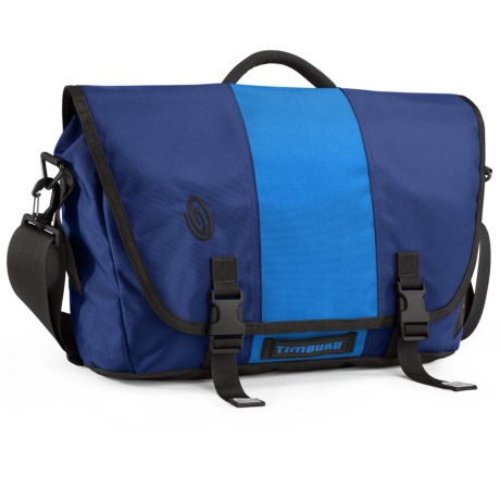Timbuk2 Commute 2.0 Messenger Bag - Small in Night Blue/Pacific/Night Blue