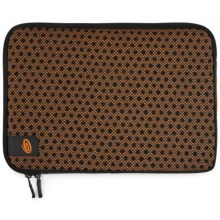 Timbuk2 Crater Laptop Sleeve - Medium in Carbon/Tangerine - Closeouts
