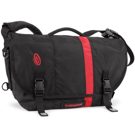 Timbuk2 D-Lux Laptop Bondage Messenger Bag - Small in Ember