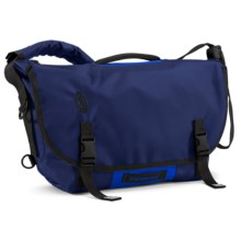 Timbuk2 D-Lux Laptop Bondage Messenger Bag - Small in Night Blue/Pacific - Closeouts