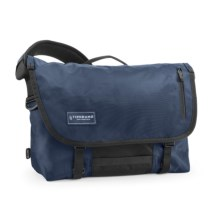 Timbuk2 Dashboard Laptop Messenger Bag - Medium in Dusk Blue/Black - Closeouts
