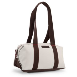 Timbuk2 Elise Mini Shoulder Bag in Tusk/Dark Brown