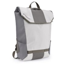 Timbuk2 Especial Vuelo Cycling Laptop Backpack in Hammered Cool Gray - Closeouts