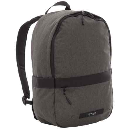 Timbuk2 Folsom 23L Laptop Backpack in Black Chambray - Closeouts