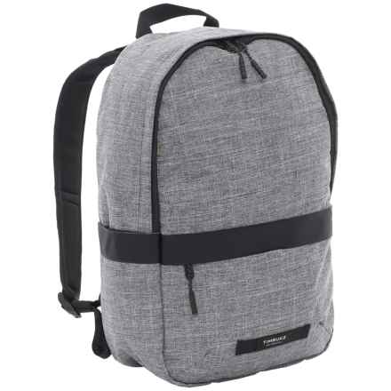 Timbuk2 Folsom 23L Laptop Backpack in Texture Grey - Closeouts