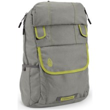 Timbuk2 Full-Cycle Amnesia Cycling Backpack - Recycled Materials in Gunmetal - Closeouts