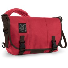 Timbuk2 Golden Gate Messenger Bag - Small in Rev Red/Dark Brown - Closeouts