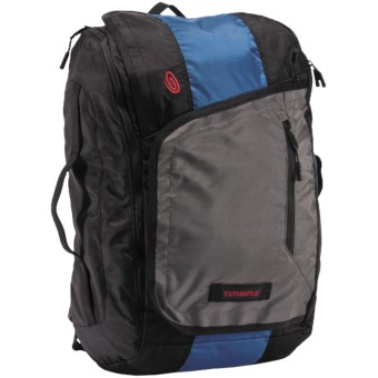 Timbuk2 H.A.L. Backpack - Small in Gunmetal/Blue/Black