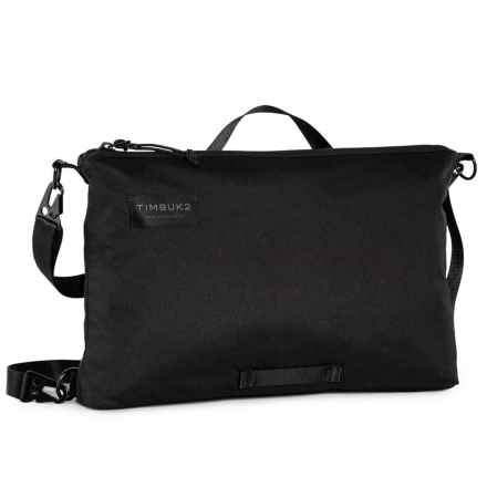 Timbuk2 Heist Briefcase in Jet Black - Closeouts