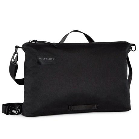 Timbuk2 Heist Briefcase in Jet Black