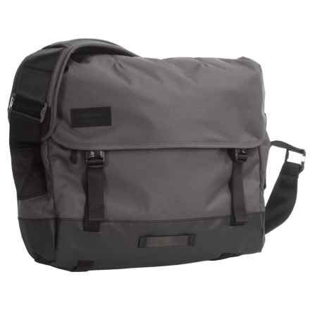 Timbuk2 Heist Messenger Bag in Soot - Closeouts