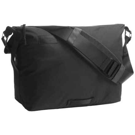 Timbuk2 Heist Satchel - Medium in Jet Black - Closeouts