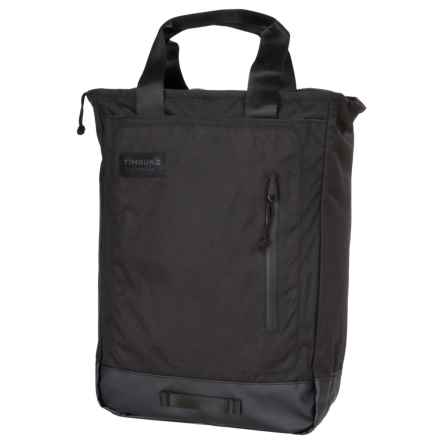 Timbuk2 Heist Tote-Pack in Jet Black - Closeouts