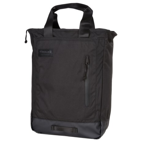 Timbuk2 Heist Tote-Pack in Jet Black