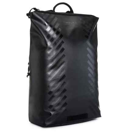Timbuk2 Heist Zip Reflective Backpack in Jet Black - Closeouts