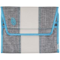 Timbuk2 iPad® Riding Jacket - Extra Small in Grey/Tusk Grey Canvas/Grey