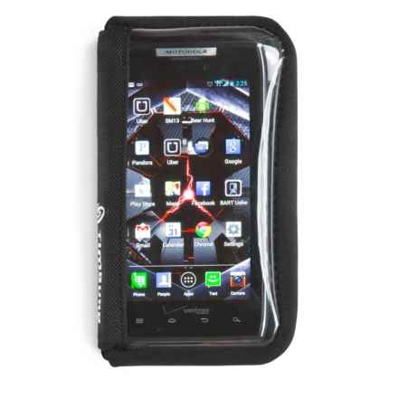 Timbuk2 Mission Cycling Wallet - Large, Touchscreen Compatible in Black - Closeouts