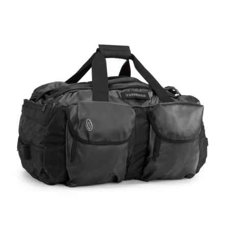 Timbuk2 Navigator Duffel Bag - Small in Black - Closeouts