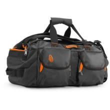 Timbuk2 Navigator Duffel Bag - Small in Carbon/Carbon - Closeouts