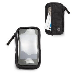 Timbuk2 Pinch Phone Wallet in Black/Black/Black