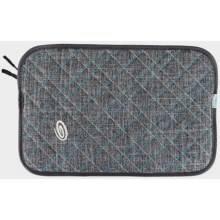 Timbuk2 Plush Layer Laptop Sleeve - Extra Small in Grey/Cold Blue - Closeouts