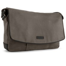 Timbuk2 Proof Laptop Messenger Bag - Medium in Stone - Closeouts
