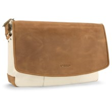 Timbuk2 Proof Laptop Messenger Bag - Medium in Whiskey - Closeouts