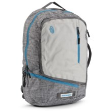 Timbuk2 Q Laptop Backpack - Medium in Grey/Tusk Grey - Closeouts