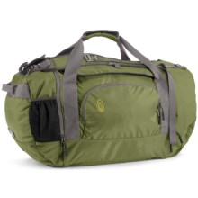 Timbuk2 Race Duffel Bag - Small in Algae Green/Gunmetal - Closeouts