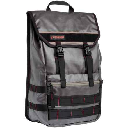 Timbuk2 Rogue Laptop Backpack in Carbon/Fire - Closeouts