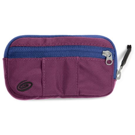 Timbuk2 Shagg Bag Accessory Case - Small in Village Violet/Night Blue